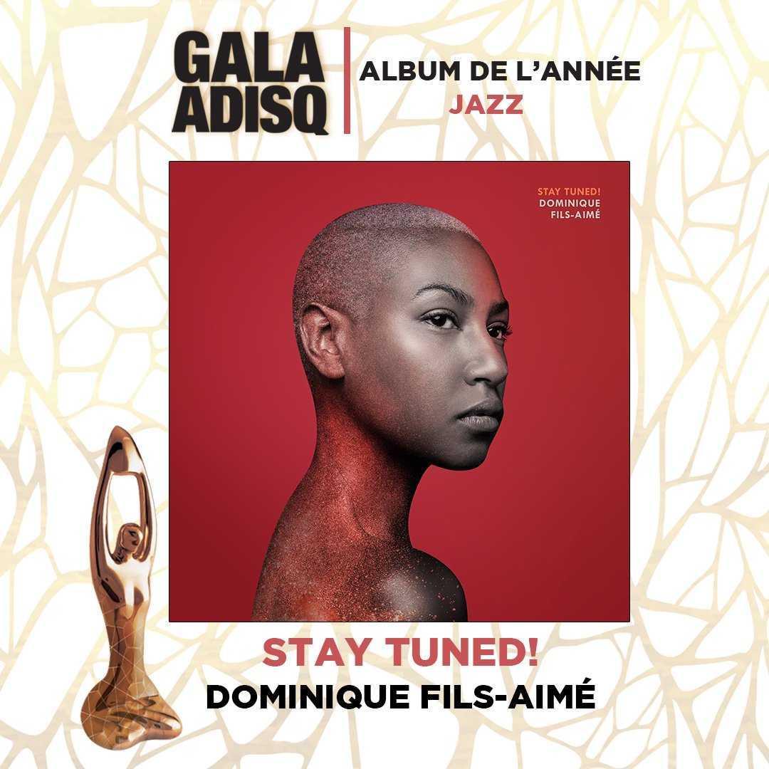 Dominique Fils-Aimé Félix Jazz album 2019